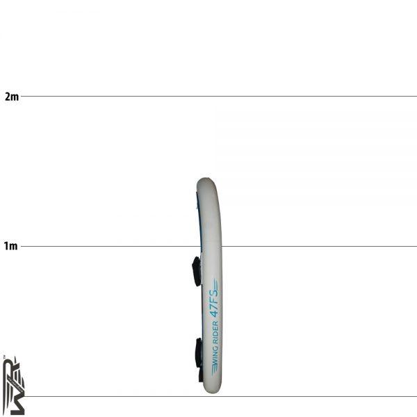 Aufblasbares Wingboard