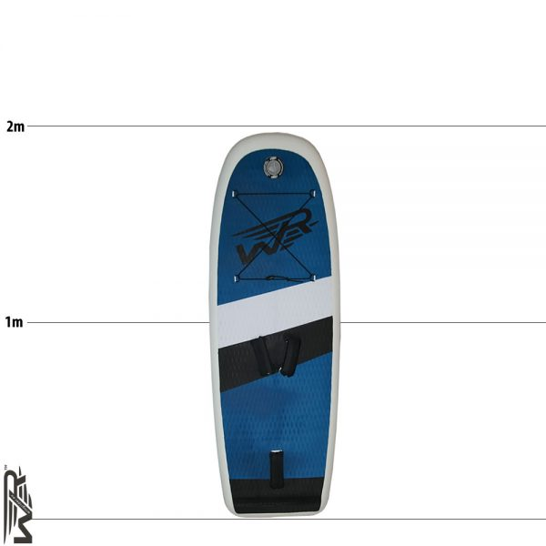 Inflatable Sup Foilboard für Wingsurfing