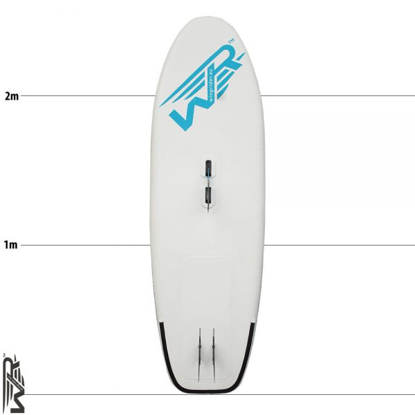 Inflatable Wingride Surf und SUP Board