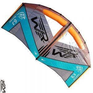 Seahwak 6.3 Wingpower für Wingrider