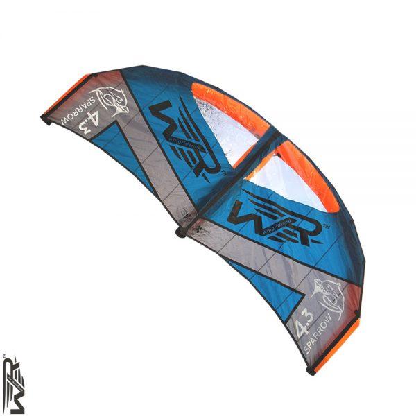 Sparrow - der Wave Wing und SUP Wingrider Schirm