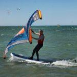 Wing - Test der Wings, Foils und Wingrider Boards