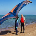 Wingriding, Wingsurfen lernen