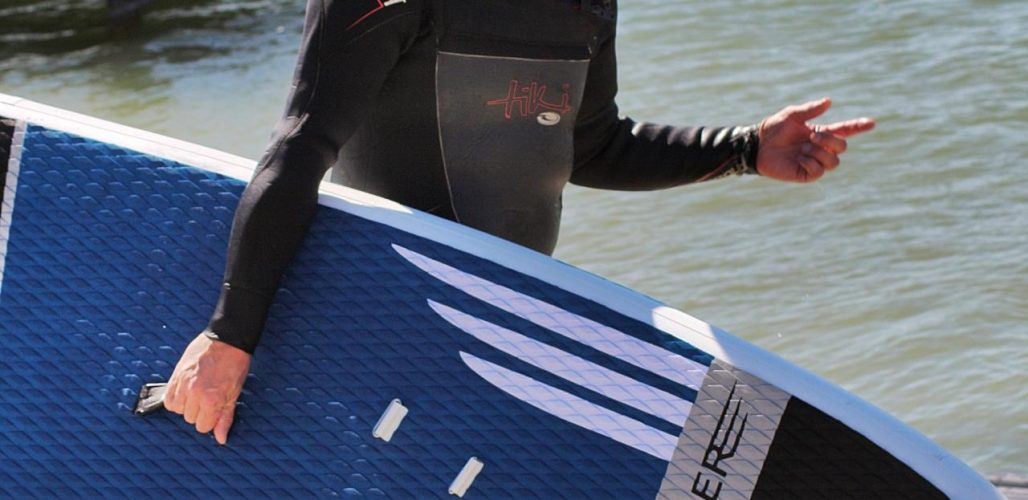 wingrider inflatable Board