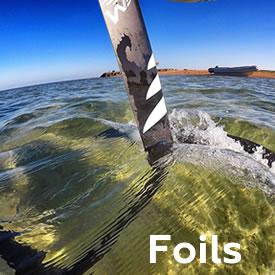 Foil für Wingsurfing und Wingfoiling