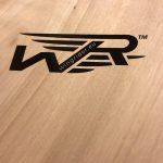 Wingsurfen mit Echtholz Board von HolzBrett by Wingrider.eu