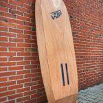 HolzBrett Foilboard zum Wingriden selber machen