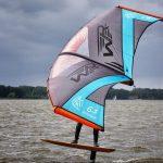 Wingride mit Seahawk Wingriding