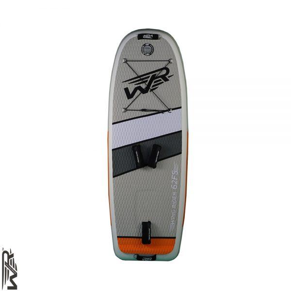 Wingriding inflatable Board 62 FS zum Foilen