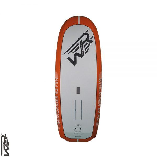 Wingfoilboard von Wingrider 62FSH zum Foilen