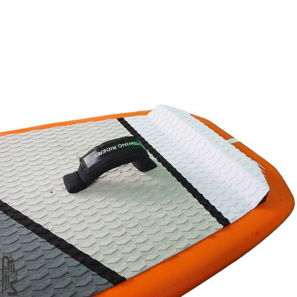 Wingfoilboard mit Schlaufen zum Foilen mit Wing von Wingrider 62FSH