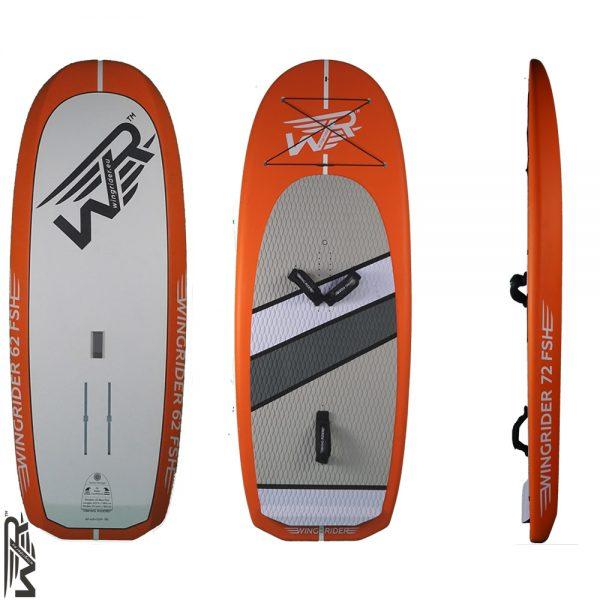Hardboard für Wingfoiling von Wingrider 72FSH