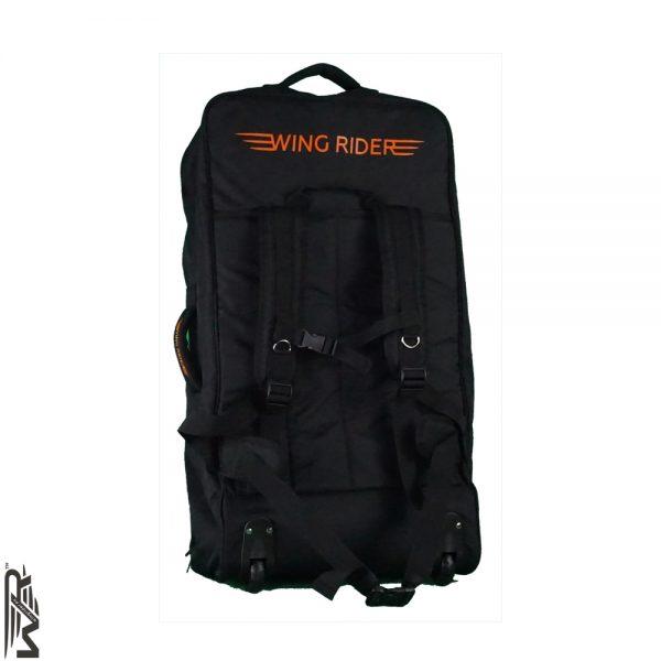 Tasche für das Wingsurfboards mit Rollen