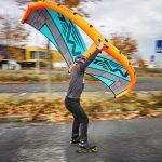 Wingriding mit Inline Skates