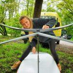 WINGRIDER wir testen den besten Foil für Wingsurfing