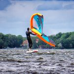 Foilboarding mit Inflatable Board